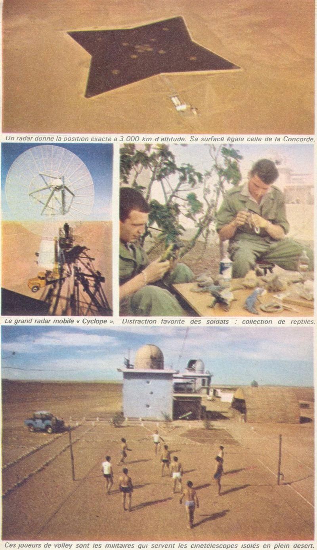 26 novembre 1965 - La France 3ème puissance spatiale 65121110