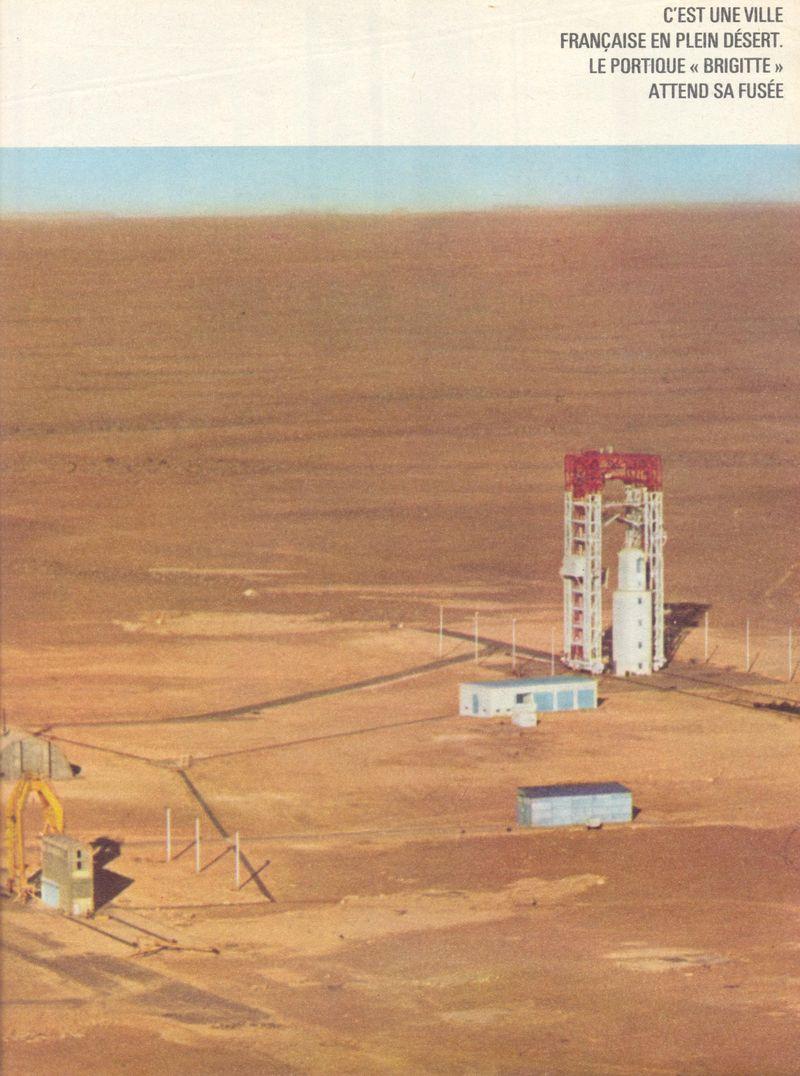 26 novembre 1965 - La France 3ème puissance spatiale 65121111