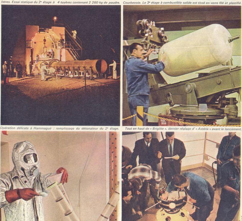 26 novembre 1965 - La France 3ème puissance spatiale 65121112