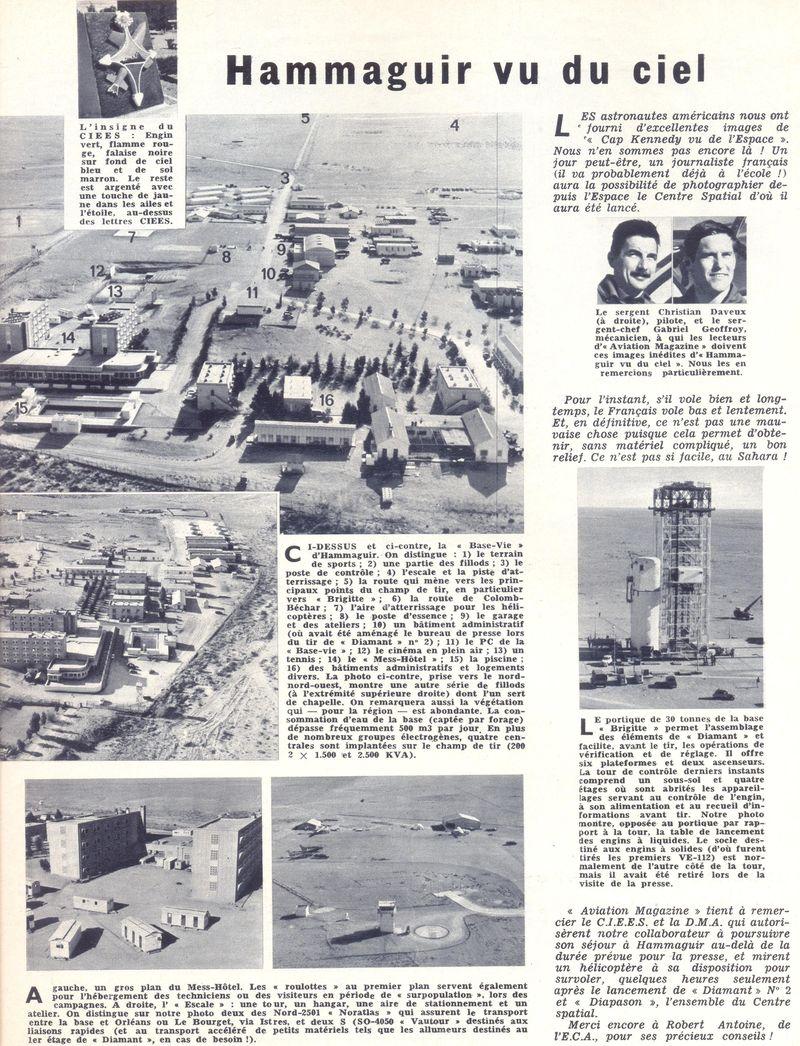 26 novembre 1965 - La France 3ème puissance spatiale 66040110