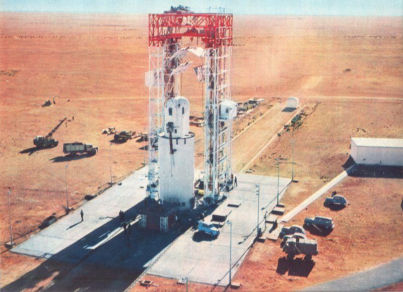 26 novembre 1965 - La France 3ème puissance spatiale 66040112