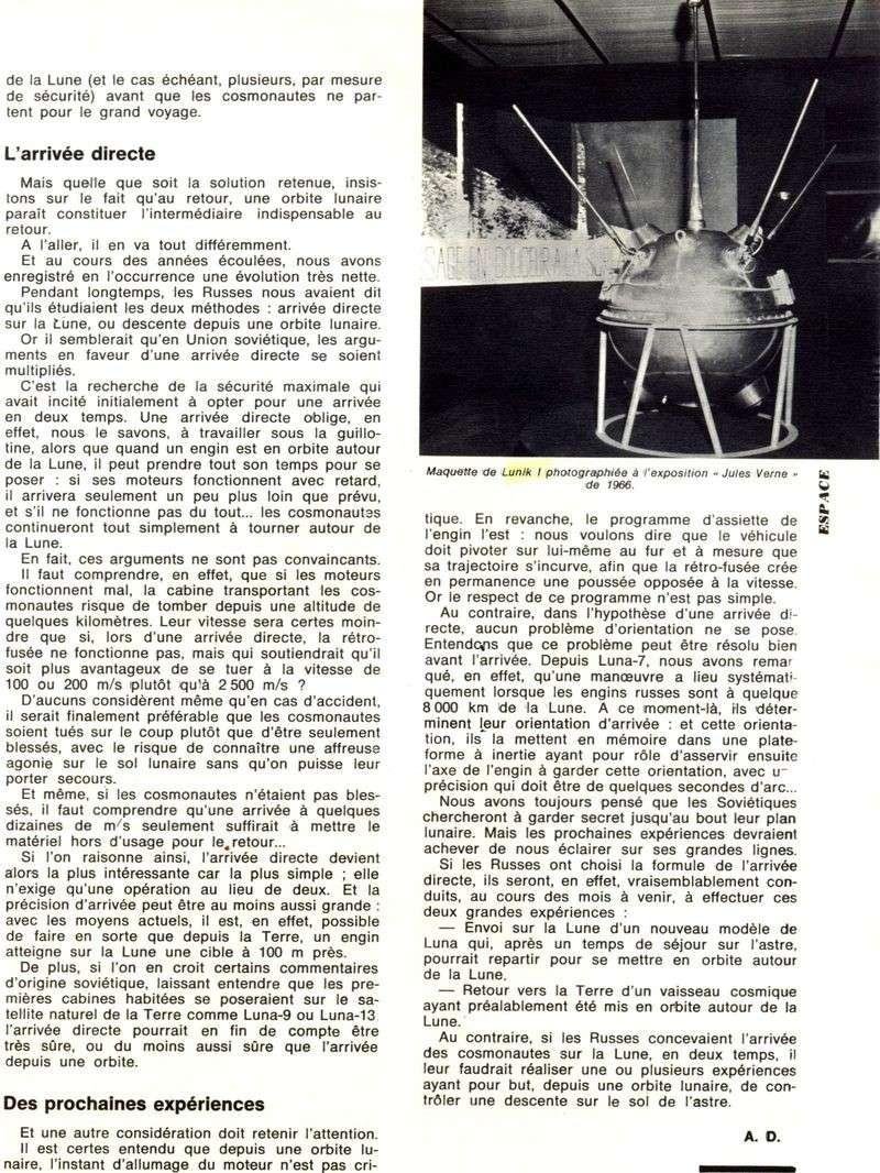 Vol direct pour la Lune: pour ou contre? 67011412