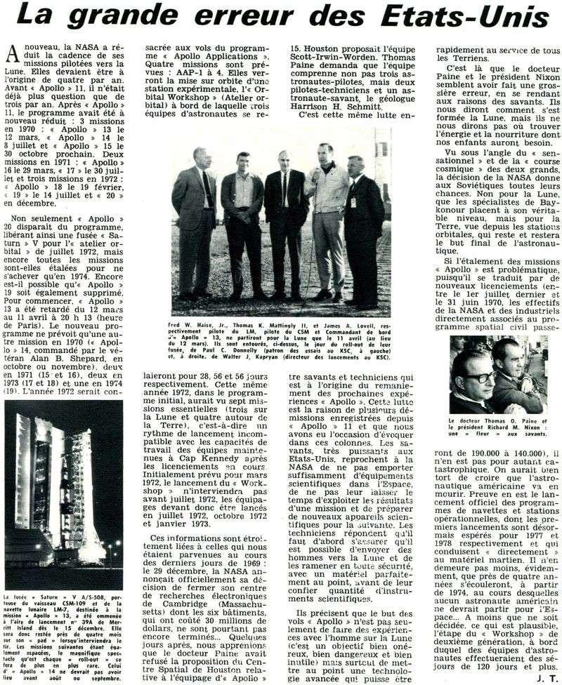 L'espace en crise, les erreurs, le passé, et état des lieux - Page 2 70020111