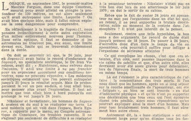 Incidents et accidents astronautiques - Page 2 71070111