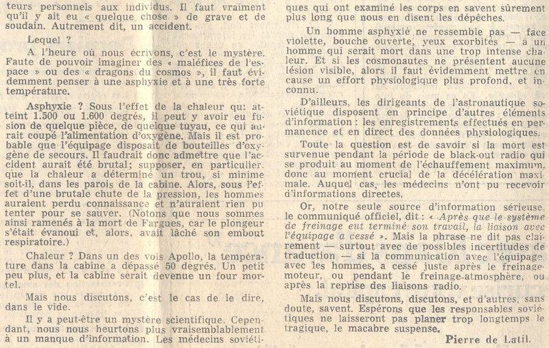 Incidents et accidents astronautiques - Page 2 71070112