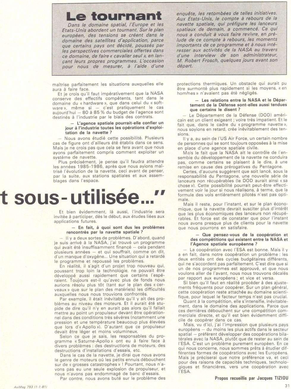 Grandeur et misère du programme spatial américain - Page 2 81010111