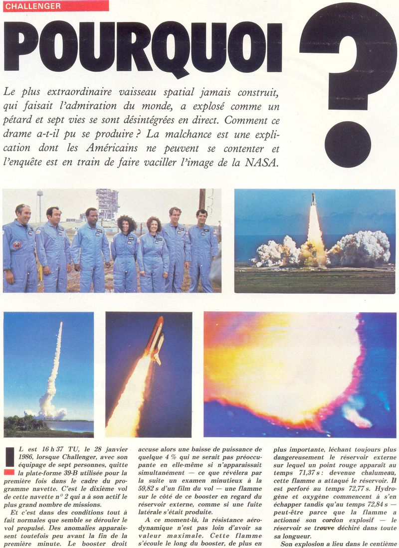 Incidents et accidents astronautiques - Page 2 86030010