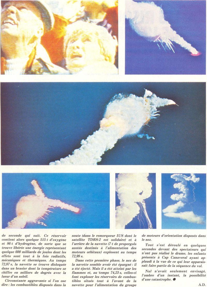 Incidents et accidents astronautiques - Page 2 86030011
