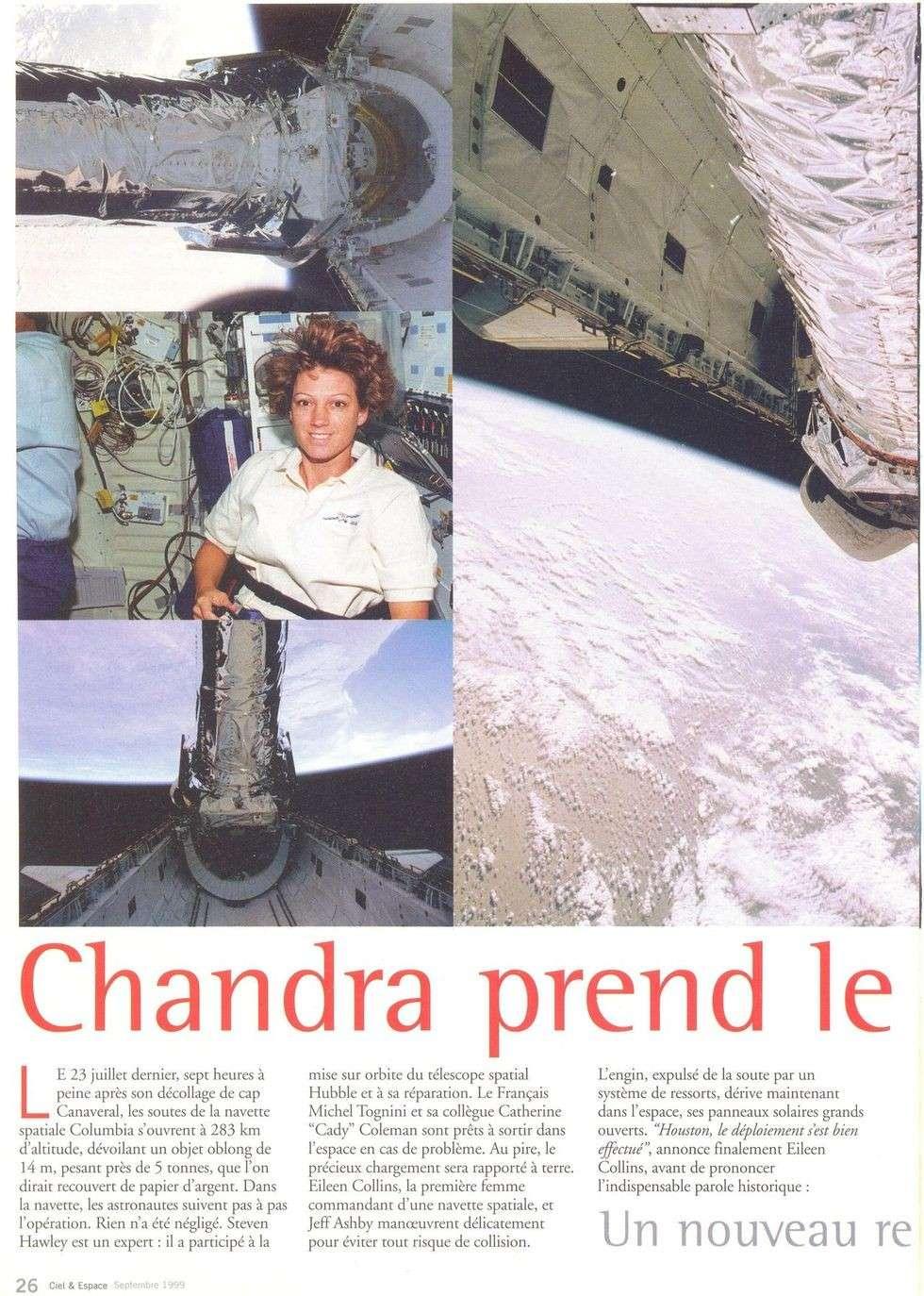 Michel Tognini - 3ème Français dans l'espace 99090010