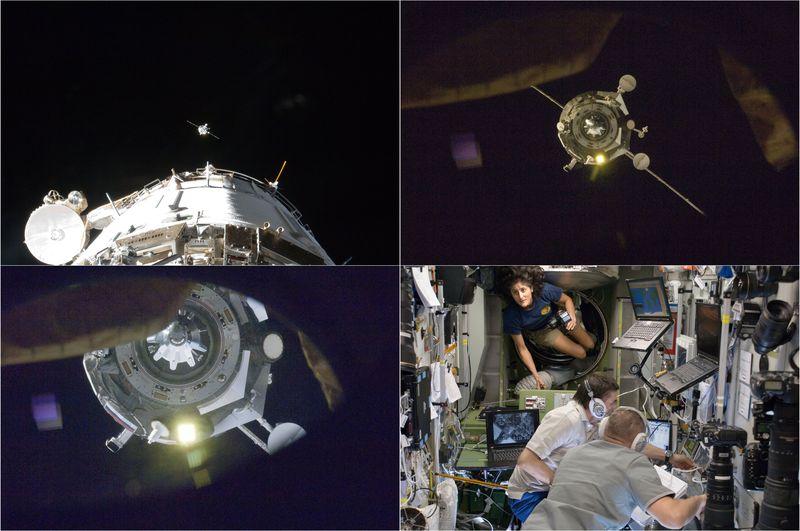 Expedition 33 - Soyouz TMA-06M - Septembre/octobre 2012 - Page 2 Arrima10