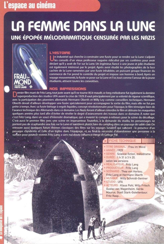 Ciné-Mix : La Femme sur la Lune - Fritz Lang Conque19