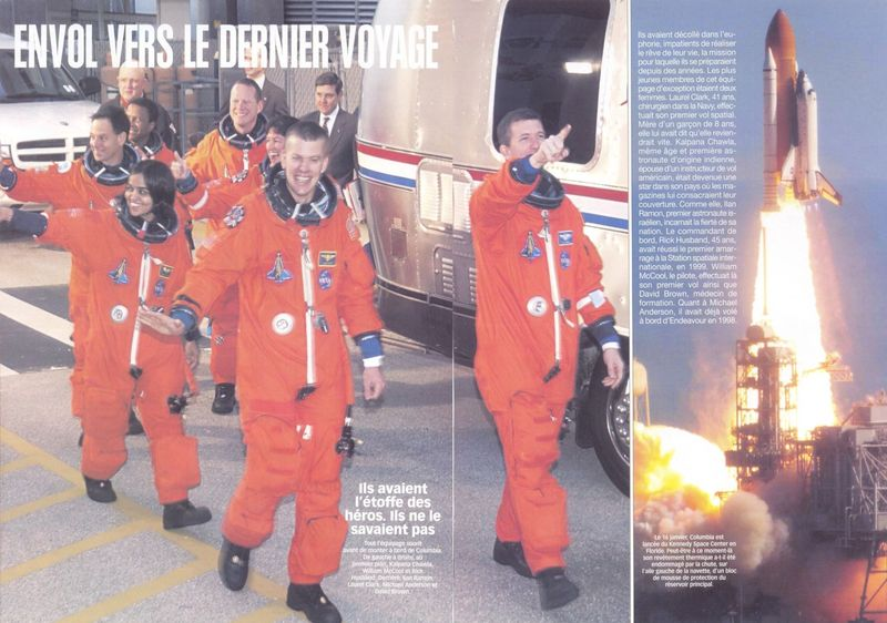 STS 107 - dernier vol de Columbia Dernie10