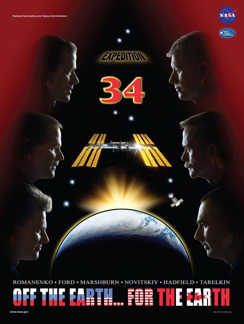 Expedition 34 - Soyouz TMA-07M Ex34-p10
