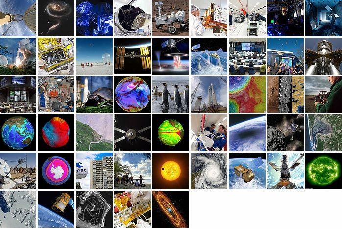 De l'espace pour la Terre du 26 oct. au 27 nov à Vannes (56) Expo10