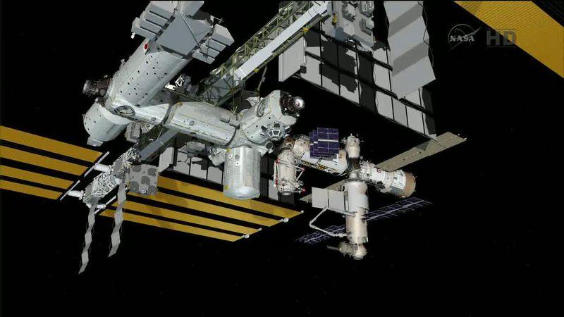 ISS: La partie russe dans le futur Iss-av10