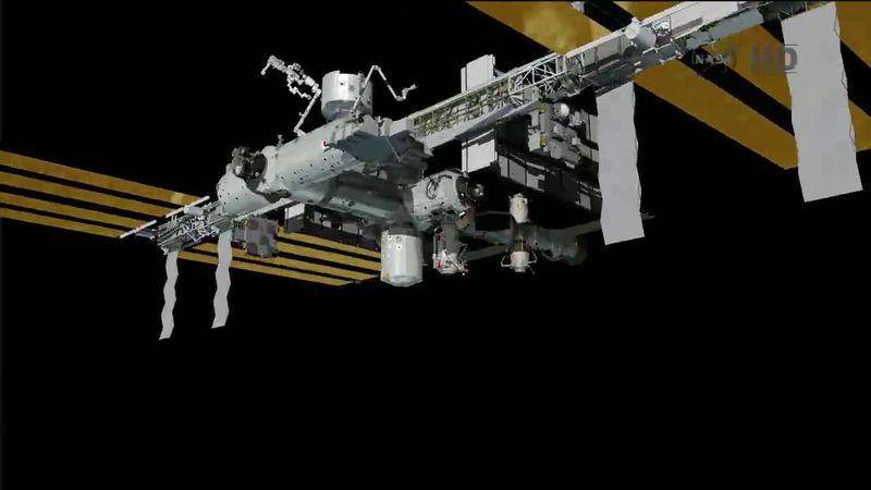 ISS: La partie russe dans le futur Iss-sa10