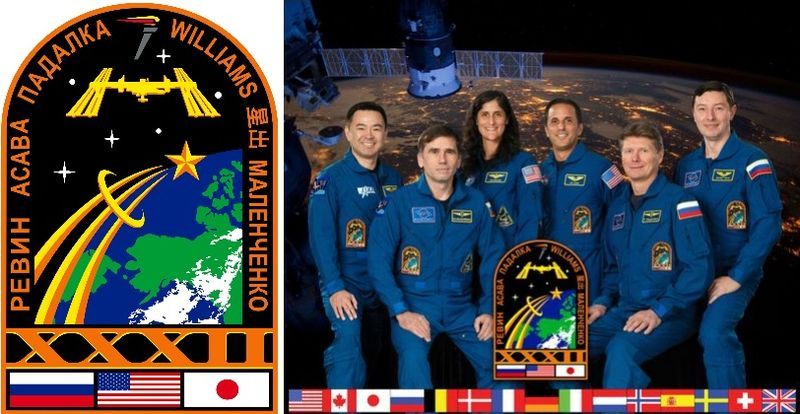 Expedition 32 - Soyouz TMA-05M - Juillet 2012 Iss3210