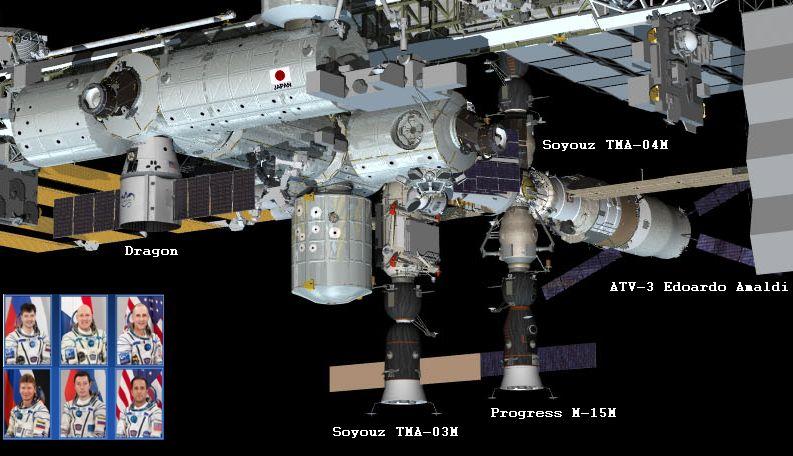 Expedition 31 - Soyouz TMA-04M Jsc20126