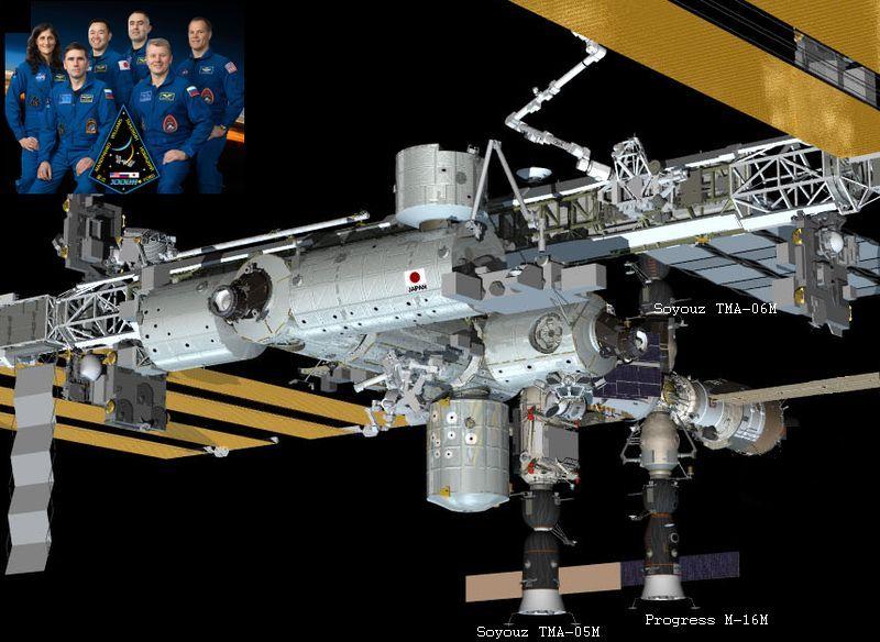 Expedition 33 - Soyouz TMA-06M - Septembre/octobre 2012 - Page 2 Jsc20128