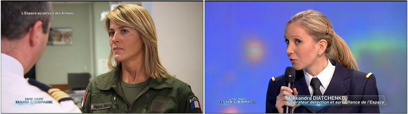 TV: Une nuit dans l'espace-FR2 - 27-03-2012 Nathal10