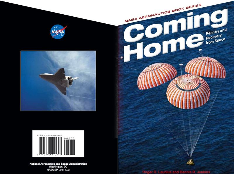 Livre NASA: Coming Home: Reentry and Recovery from Space Page-010