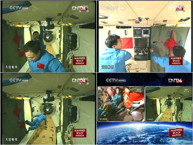 16 juin 2012 - Shenzhou 9 : nouveau vol Chinois habité - Page 4 Planch72