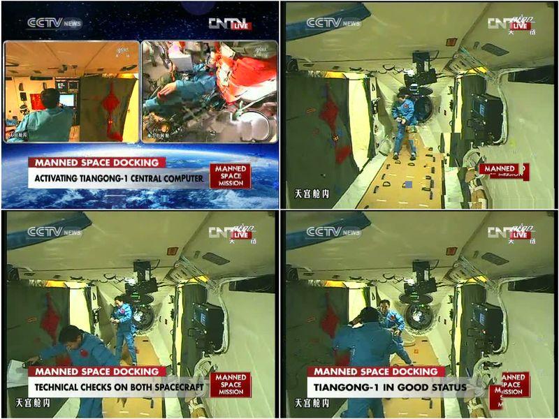 16 juin 2012 - Shenzhou 9 : nouveau vol Chinois habité - Page 4 Planch73