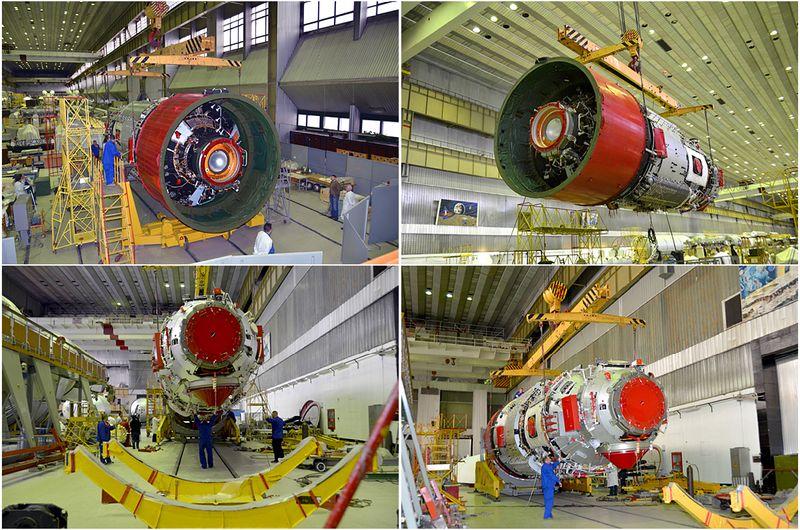 ISS: La partie russe dans le futur Planch92
