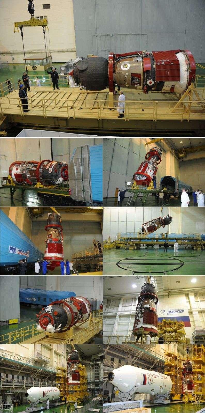 Expedition 34 - Soyouz TMA-07M Sans_t74