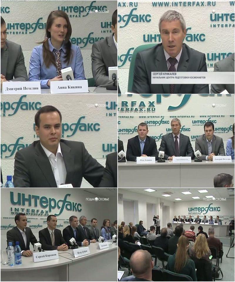 Octobre 2012 - Sélection de cosmonautes Select12
