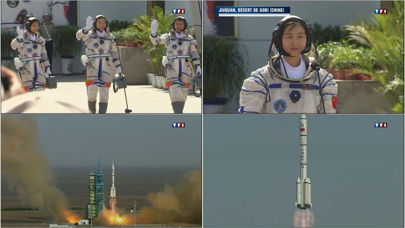 16 juin 2012 - Shenzhou 9 : nouveau vol Chinois habité - Page 4 Tf1-la10