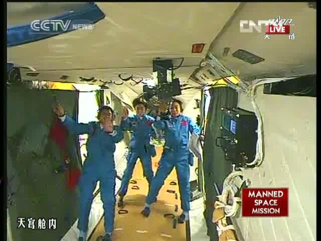 16 juin 2012 - Shenzhou 9 : nouveau vol Chinois habité - Page 4 Vlcsna54