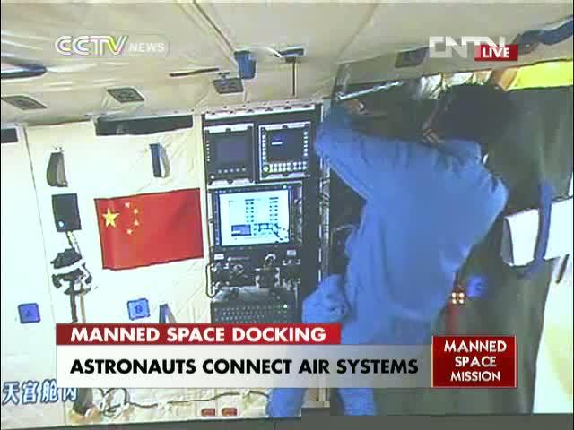16 juin 2012 - Shenzhou 9 : nouveau vol Chinois habité - Page 4 Vlcsna56