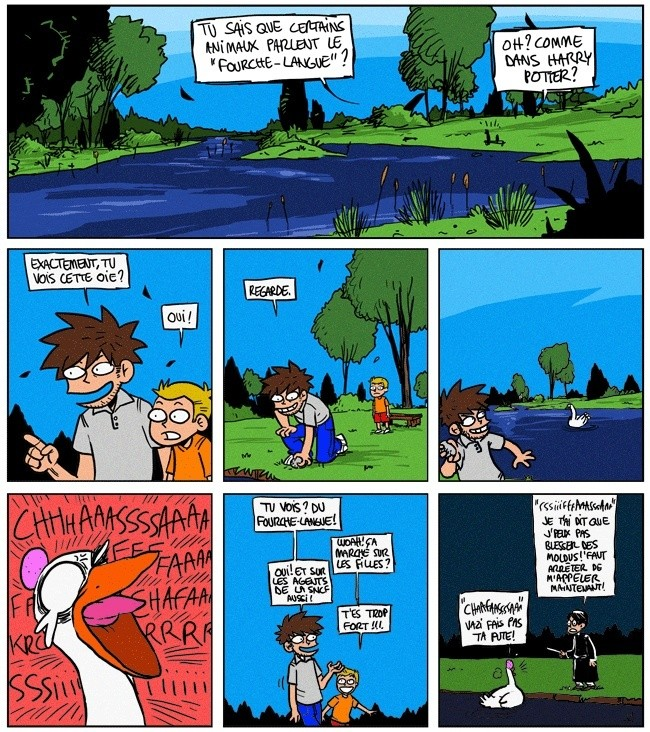 Le topic blagues. - Page 4 Fourch10