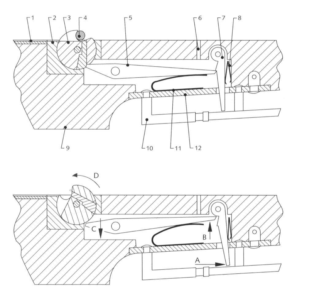 Medieval Tiller Plans (German Sporting bow) 57193310