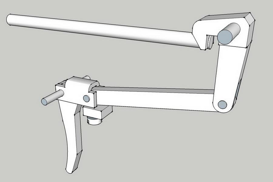 SCM Twinbow trigger Igora110