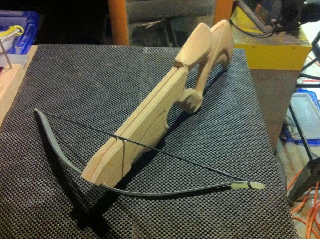 Red Oak Board (x)Bow. Photo112