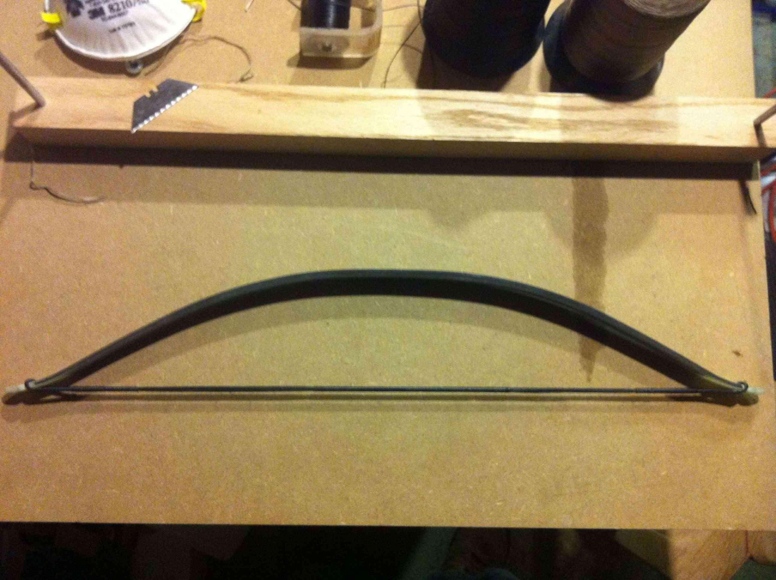 Red Oak Board (x)Bow. Photo510