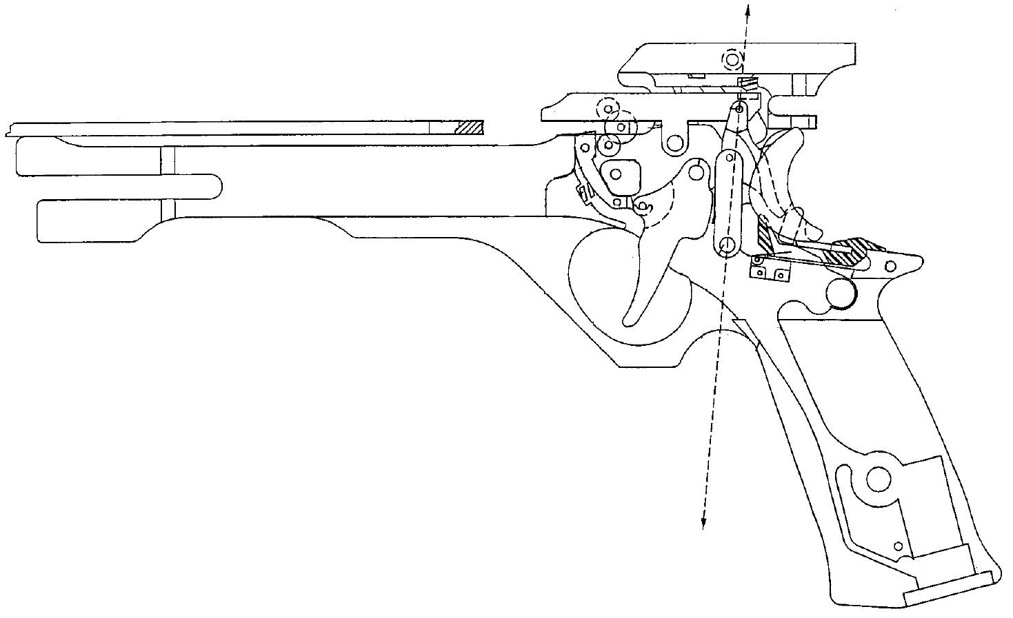 Pistol Crossbow] Trigger design