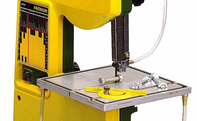 Proxxon Micro Bandsaw - WHAT?!?!? Pr371710