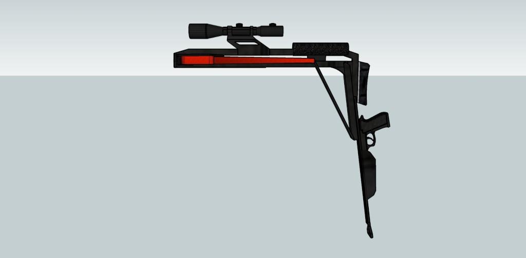 "Most compact ""lethal"" slingshot crossbow? Slingb14"
