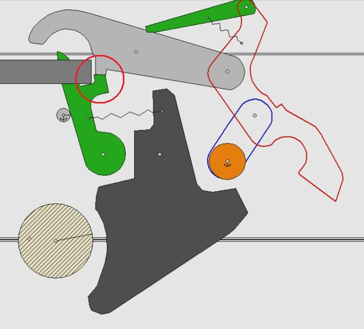 SCM Twinbow trigger Tb110