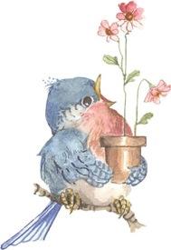 Bon Anniversaire Lokita  Oiseau11