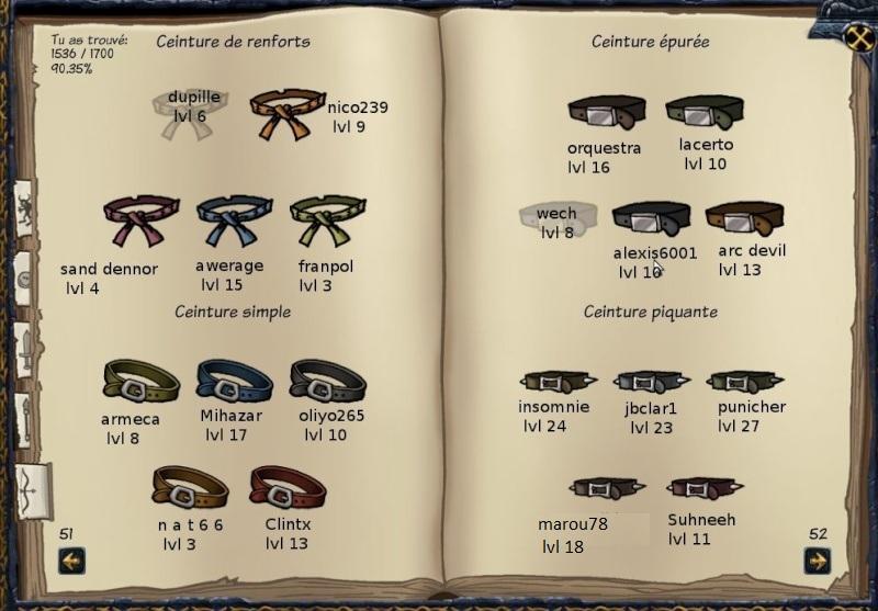 Tableaux de chasse - Eclaireurs Sf11110