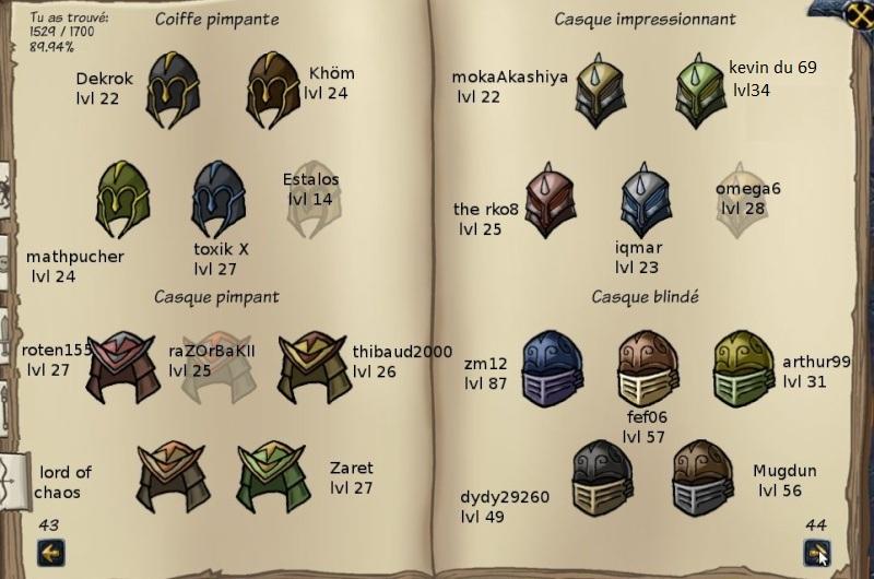 Tableaux de chasse - Eclaireurs Sf21210