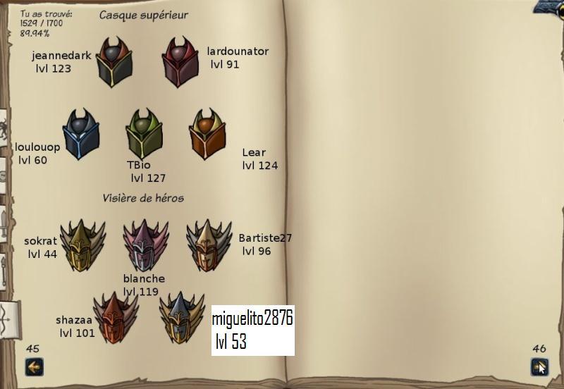 Tableaux de chasse - Eclaireurs Sf31010
