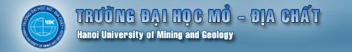 Trường ĐH Mỏ - Địa chất Hà Nội