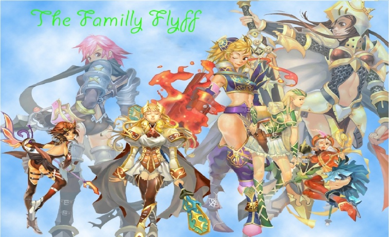 The Familly Flyff.