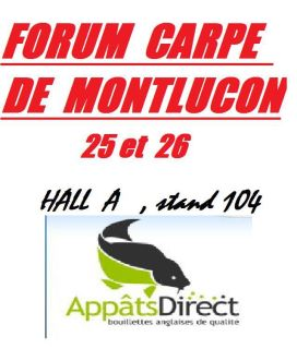 Le site Appâtsdirect Stand10