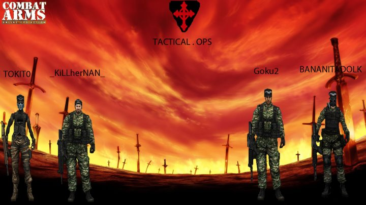 TACTICAL OPS CLAN